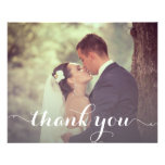 Thank You Postcard Template Full Colour Flyer