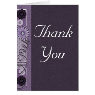 Thank You Sewing Addict Greeting Cards