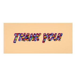 Thank You SF2 Custom Rack Card