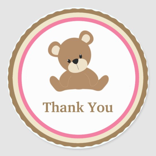 Thank You Sticker