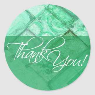 Thank You Sticker (Fiesta)