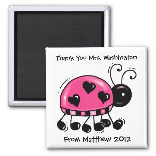 Thank You Teacher Magnet - SRF