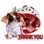 Thank You - Thank You Very Much - Chihuahua -Gizmo Acrylic Cut Out