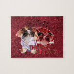 Thank You - Thank You Very Much - Chihuahua -Gizmo Jigsaw Puzzles