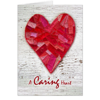 Thank You to Heart Surgeon, Doctor, Stitched Heart Greeting Card