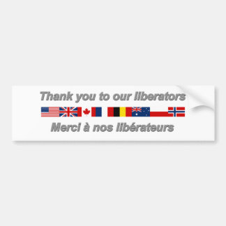 thank_you_to_our_liberators.png bumper sticker