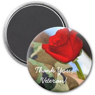 Thank You Veteran Magnet