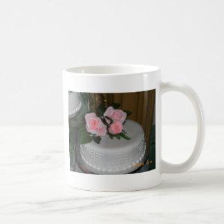 Thank you Wedding Cake Coffee Mug
