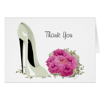 Thank You Wedding Gift Greeting Card