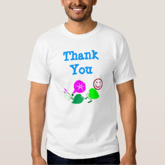 Thank You  :  Wisdom  n  Decorations T-shirt