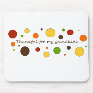 Thankful for my grandkids mouse mat