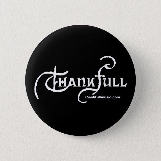 Thankfull Black Pin