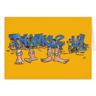 Thankle You Thank You Card