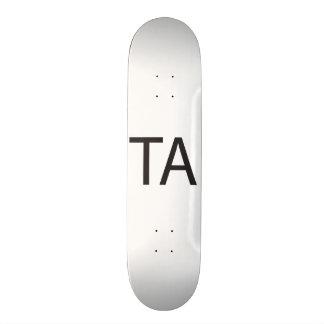 Thanks Again ai Custom Skate Board