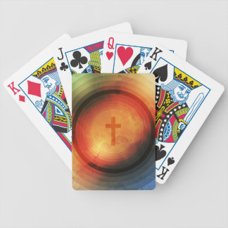 Thanks Be To God Bicycle Playing Cards