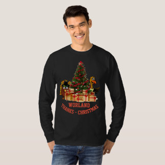 Thanks - Christmas Party T-Shirt