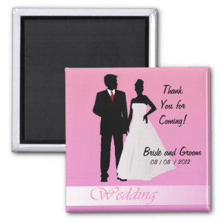 Thanks for Coming!  (Pink) Magnet