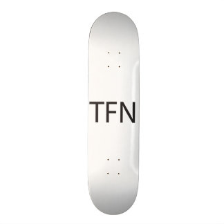 Thanks For Nothing -or- Til Further Notice.ai Skateboards