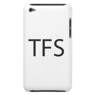 Thanks For Sharing -or- Three Finger Salute ai iPod Touch Covers