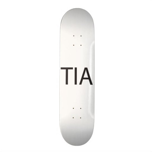 Thanks In Advance.ai Skate Boards