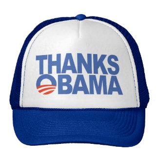 Thanks Obama Cap