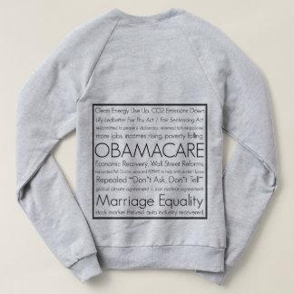 Thanks, Obama! Show Your Appreciation for Obama! Sweatshirt