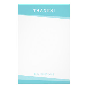 Thank You Notes Baby Shower Office School Products Zazzlecouk