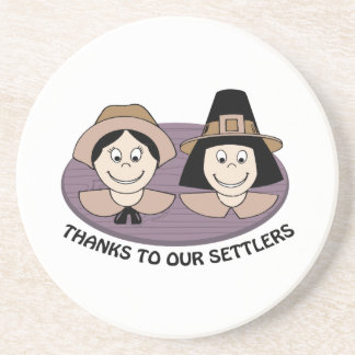 Thanks to our Settlers Coasters