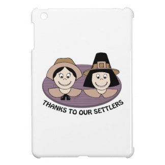 Thanks to our Settlers Cover For The iPad Mini