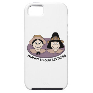 Thanks to our Settlers iPhone 5 Cases