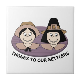 Thanks to our Settlers Tile