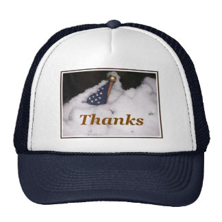 Thanks To Our Troops This Holiday Season Hat