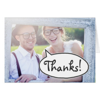 Thanks!  Word Bubble card