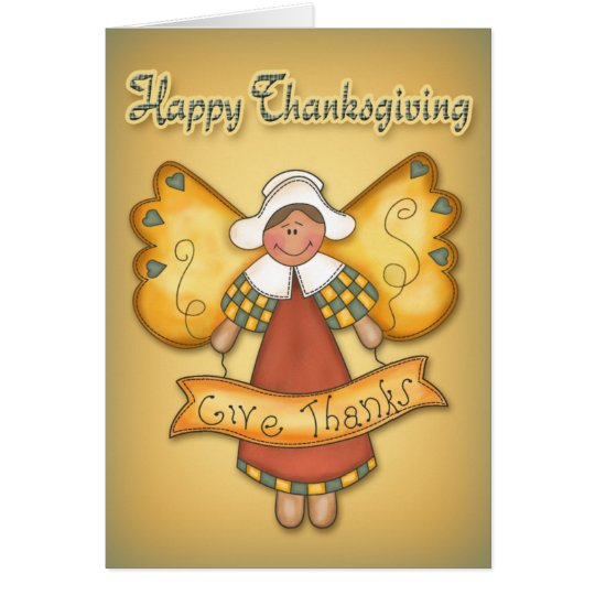 Thanksgiving7 Card