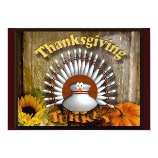 Thanksgiving 13 Cm X 18 Cm Invitation Card