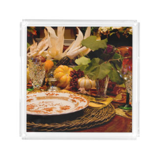 Thanksgiving 2 acrylic tray