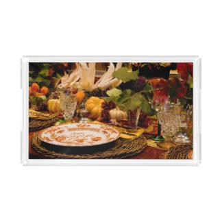 Thanksgiving 2 acrylic tray