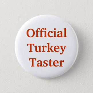 THANKSGIVING 6 CM ROUND BADGE
