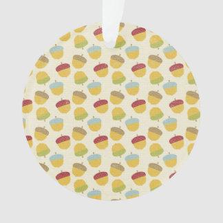 Thanksgiving Acorn Pattern