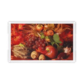 Thanksgiving Acrylic Tray
