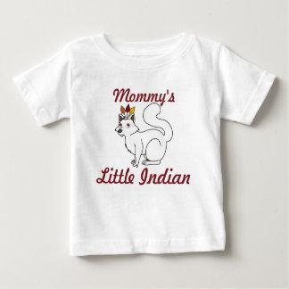 Thanksgiving Albino Raccoon with Indian Headdress Baby T-Shirt