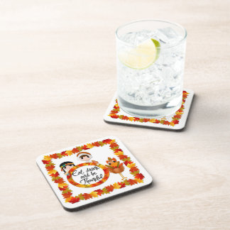 Thanksgiving Autumn Coasters