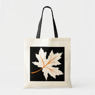 Thanksgiving autumn leaf-maple custom products tote bag