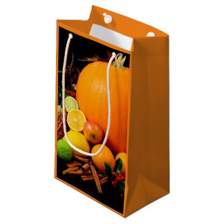 Thanksgiving Autumn Paper Gift Bags