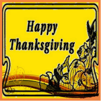 Thanksgiving Basket Photo Sculpture