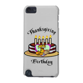 Thanksgiving Birthday iPod Touch (5th Generation) Covers