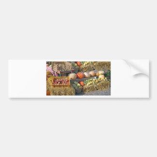 thanksgiving bumper sticker