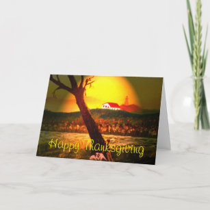 Christian thanksgiving cards zazzle uk thanksgiving card m4hsunfo