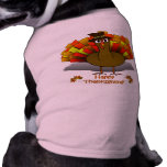 Thanksgiving Cartoon Turkey Pilgrim