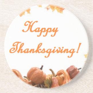 Thanksgiving Coaster